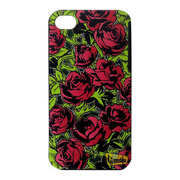 【iPhone ケース】Vintage Rose iPhone4S/4