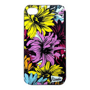 【iPhone ケース】Floral Pop Art iPhone4S/4