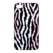 【iPhone ケース】BRUSH ZEBRA iPhone4S/4