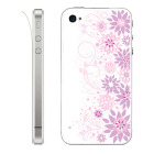 【iPhone】Leaflick スキンシール for iPhone4/4S (Pure Heart)