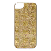 【iPhone5s/5 ケース】iPhone 5s/5 Combi Korean crystal Gold/Gold