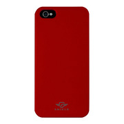 【iPhone5s/5 ケース】iShell Classic  for iPhone5s/5- Red