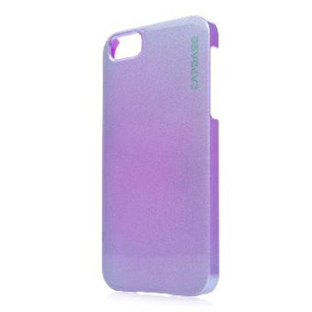 【iPhoneSE(第1世代)/5s/5 ケース】iPhone5s/5 Karapace Protective Case with Screen Protector: Pearl, Pearl Purple