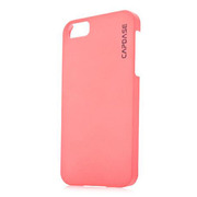 【iPhoneSE/5s/5 ケース】Karapace Protective Case with Screen Protector: Touch, Orchid Pink