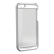 【iPhoneSE(第1世代)/5s/5 ケース】Colorant Case C2 (Clear×White)