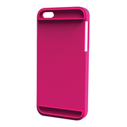 【iPhoneSE(第1世代)/5s/5 ケース】Colorant Case C2 (Pink×Pink)