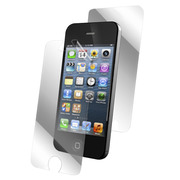 【iPhone5 フィルム】invisibleSHIELD for iPhone5 Full Body(表裏両面)(case friendly design)