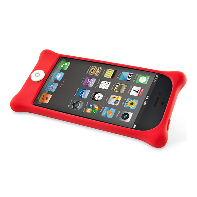 【iPhone5 ケース】Phone Bubble 5 Red for iPhone5