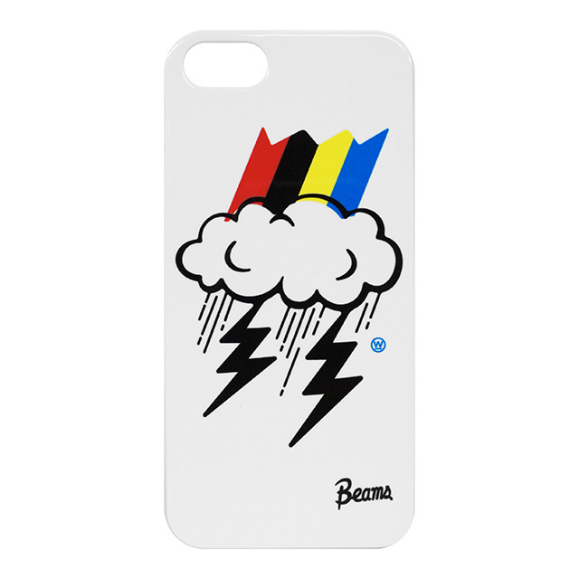 【iPhoneSE/5s/5 ケース】「BEAMS」The Wonderful! Design works. (THUNDER)