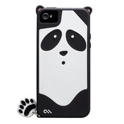 【iPhoneSE/5s/5 ケース】Creatures (Xing Panda Case, Black)