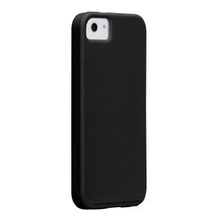 iPhoneSE/5s/5 ケース Hybrid Tough Case, Black/Black