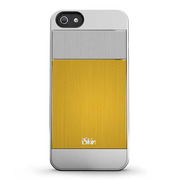 【iPhone5s/5 ケース】iSkin aura for iPhone5s/5 Gold