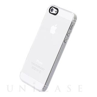 iPhoneSE/5s/5 ケース エアージャケットセット(クリア)