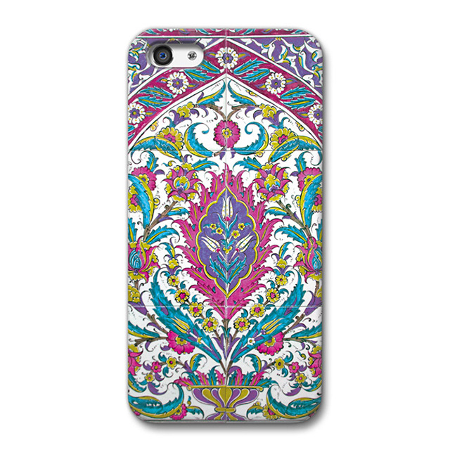 【iPhone5s/5 ケース】Floral patterns10C