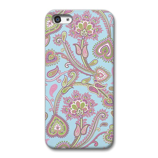 【iPhone5s/5 ケース】Tree genus Tilia_Aqua