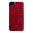 【iPhoneSE/5s/5 ケース】Barely There Case Glam, Flame Red