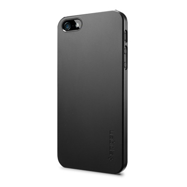 【iPhoneSE(第1世代)/5s/5 ケース】SPIGEN SGP Case Ultra Thin Air Smooth Blackサブ画像