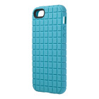 【iPhone5s/5 ケース】PixelSkin for iPhone5s/5 Peacock Blue