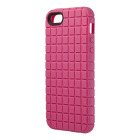【iPhone5s/5 ケース】PixelSkin for iPhone5s/5 Raspberry Pink