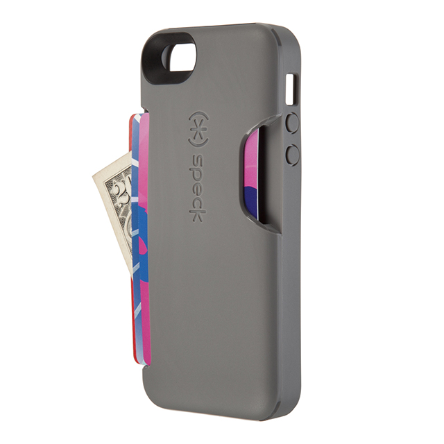 【iPhone5s/5 ケース】SmartFlex Card for iPhone5s/5 Graphite Greyサブ画像
