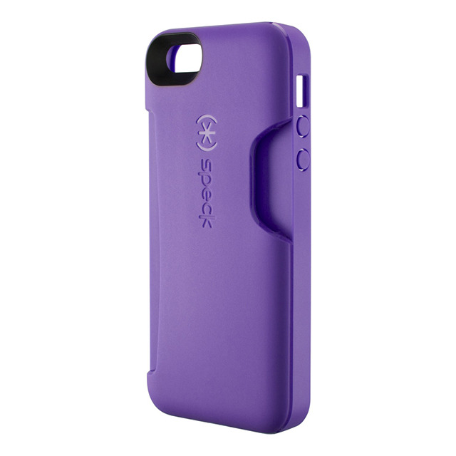 【iPhone5s/5 ケース】SmartFlex Card for iPhone5s/5 Grape Purple