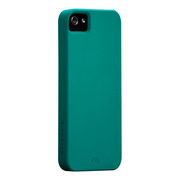 【iPhoneSE/5s/5 ケース】Barely There Case, Emerald Green