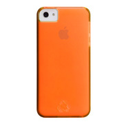 【iPhoneSE/5s/5 ケース】rPet Barely There Case (Tangerine Orange)