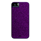 【iPhoneSE/5s/5 ケース】Barely There Case Glam, Violet Purple
