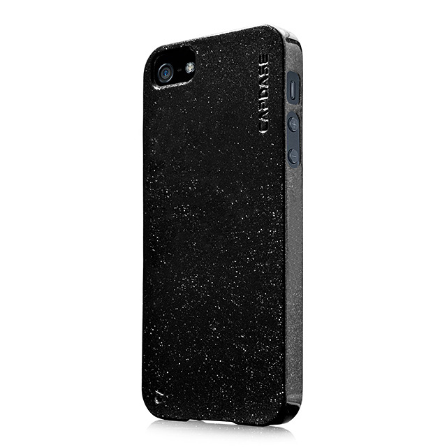 【iPhoneSE/5s/5 ケース】Soft Jacket Xpose Sparko Solid Black