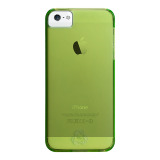 【iPhoneSE/5s/5 ケース】rPet Barely There Case (Chartreuse Green)