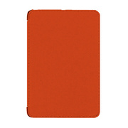 【iPad mini(初代) ケース】TUNEFOLIO Note for iPad mini オレンジ