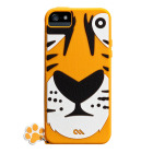 【iPhoneSE/5s/5 ケース】Creatures (Tigris ,Yellow)