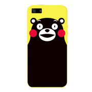 【iPhone5s/5 ケース】GWSPC KUMAMON1 YELLOW