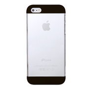 【iPhone5 ケース】CASECROWN iPhone5 Limbo (BLACK)