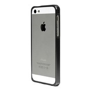 【iPhoneSE/5s/5 ケース】Alloy X (Black)