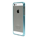 【iPhoneSE/5s/5 ケース】Alloy X (Blue)