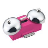iBell mini Wakeup Alarm for iPhone(Pink)