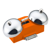 iBell mini Wakeup Alarm for iPhone(Orange)