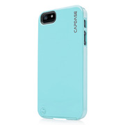 【iPhoneSE/5s/5 ケース】Polimor Protective Case, Ice Blue