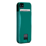 【iPhoneSE/5s/5 ケース】POP! ID Case, Emerald Green/Pool Blue