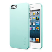 【iPhoneSE/5s/5 ケース】SPIGEN SGP Case Ultra Thin Air Series Mint Green