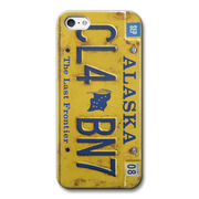 【iPhone5s/5 ケース】Numberplate[Alas...