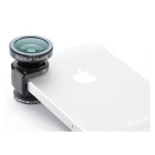 【自撮りレンズ】olloclip lens system for iPhone 5 Black