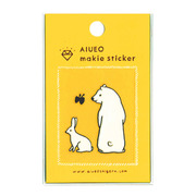 makie sticker forest WH