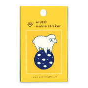 makie sticker sheep BL
