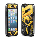 【iPhoneSE/5s/5 ケース】Cushi Plus (Robotics Yellow)【バンパー】