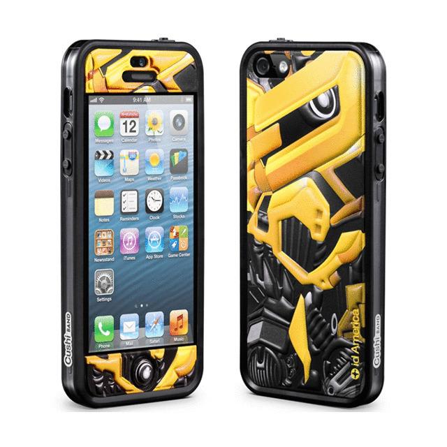 026ef8fb43 iPhoneSE/5s/5 ケース】Cushi Plus (Robotics Yellow) id America ...