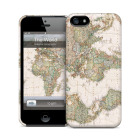 【iPhoneSE/5s/5 ケース】GELASKINS Hardcase National Geographic The World