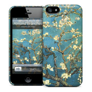 【iPhoneSE/5s/5 ケース】GELASKINS Hardcase Vincent van Gogh Almond Branches in Bloom