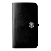 【iPhone5 ケース】Leather Arc Cover_iPhone5 Black